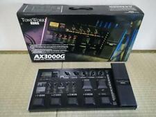 300 Patches Korg AX3000G Multi Effects Processor /& 48.328 Gitarre Noten Tab