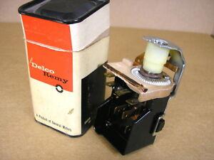 1968 Pontiac Tempest Head Light Switch NOS, 1995170