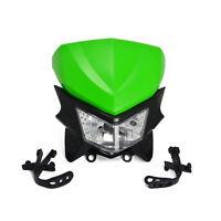 Universal Front Headlights Headlamp Head light Dirt Pit Bike For Honda Yamaha