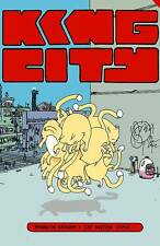 King City by Brandon Graham 2012 TPB Image Tokyopop