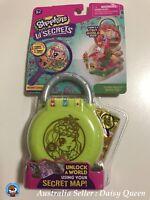 New Shopkins Lil' Secret Little Secret Cutie Fruity Smoothies Lock Playset