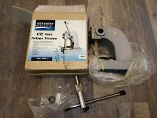 NORTHERN Industrial tools 1/2 Ton Arbor Press item # 146701