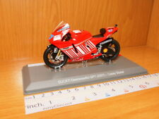 DUCATI DESMOSEDICI GP7 2007 CASEY STONER 1/18 MOTO-GP ALICE SANDISK #27