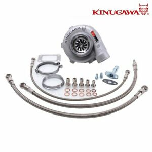 Kinugawa Billet Ball Bearing Turbo GTX2860R For Nissan S13 180SX  / T3 V-Band