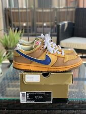 Nike Dunk Low SB Newcastle Brown Ale Size 6 New Castle 313170 741 100% Authentic