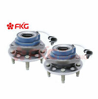 For Chevy Buick Cadillac with ABS 513179 Pair 2 Front Wheel Hub Bearing Assembly