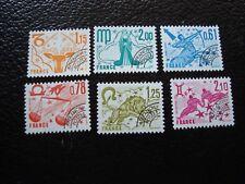 FRANCE - timbre yvert et tellier preoblitere n° 152 a 157 n** MNH (A11)