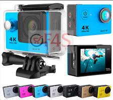 """Eken H9 Ultra HD 1080p 60fps 4K Sport 170 ° de ancho WiFi Acción Cámara DV 2.0"""""""