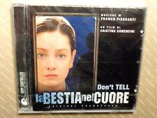 don't TELL -  LA BESTIA NEL CUORE  -  ORIGINAL SOUNDTRACK - CD NUOVO E SIGILLATO