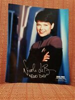 Star Trek Deep Space Nine Nicole de Boer (Ezri Dax) Signed Licensed Photo!