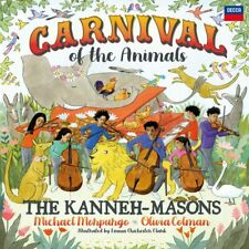 THE KANNEH-MASONS CARNIVAL CD (Released 6/11/2020) IN STOCK
