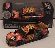 NASCAR 2015 KYLE BUSCH #18 HALLOWEEN M&MS  1/64 DIECAST CAR