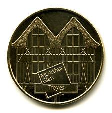 10 TROYES-EN-CHAMPAGNE Mc Arthur Glen, 2012, Monnaie de Paris