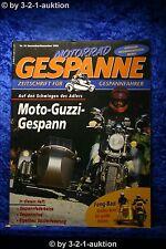 Motorrad Gespanne Nr.72 6/02 Moto Guzzi Gespann Feng-Bao