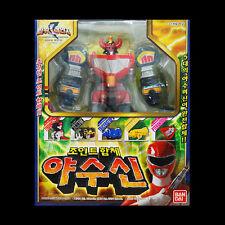 Bandai Power Rangers Kyoryu Sentai Zyuranger Joint Gattai Daizyujin Legend Dino