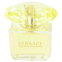 Versace Yellow Diamond By Versace Eau De Toilette Spray (Tester) 3 oz