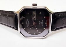 VINTAGE RARE WEST END WATCH CO. AUTOMATIC SWISS MADE MEN'S WRISTWATCH.