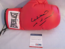 MARCOS EL CHINO MAIDANA SIGNED EVERLAST BOXING GLOVE PSA/DNA X42217