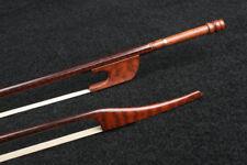 Schlangenholz länger Bass Viol Bogen Marais Model Bass Viol Bow 840MM 72g-76g