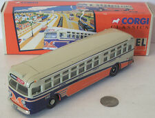 Corgi Lionel City Coach Company Bus GM4507  54103 New in Box 1/50 scale
