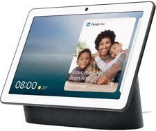 "Google Nest Hub Max Charcoal Built-in Google Assistant 10"" screen WiFi speaker"
