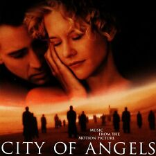 NEW CD City Of Angels: Music From The Motion Picture Alanis Morissette Paula Col