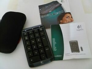 Logitech  Cordless Number Pad for Notebooks