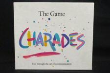 Vintage 1985 Charades Board Game Party Original Box John N Hanson Company