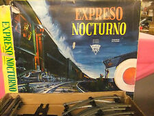 Marx toys - Battery Operated Train Set - Expreso Nocturno