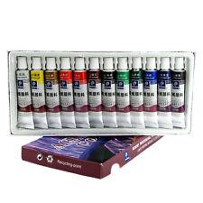 Oil Paints,12 Colors Acrylic Paint Set For Beginners,Art Students,Professionals