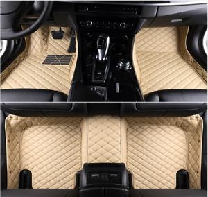 Car Mats For BMW 3 Series F30 E90 320i 325i 328i Car Floor Mats Carpets 4 doors
