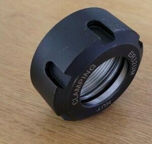 ER32 UM Collet Clamping Nut for CNC Milling Collet Chuck Holder Lathe UK seller