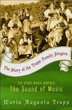 The Story of the Trapp Family Singers by Trapp, Maria Augusta | Paperback Book |