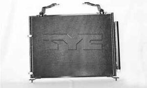 For A/C Condenser and Evaporator TYC 3182 for Honda Pilot 2003-2008