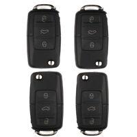 4 Pack Amazing Stash Car Key Fob Secret Hidden Compartment Box Safe Concert Rave