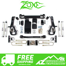 "Zone Offroad 5"" Suspension System Lift Kit 02-05 Dodge Ram 1500 4WD D14N"