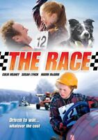 New: THE RACE - DVD