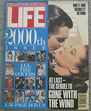 LIFE MAGAZINE MAY 1988 GONE WITH THE WIND SEQUEL 2000TH ISSUE COLLECTORS EDITION