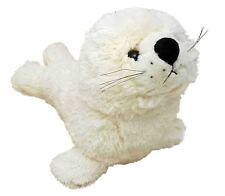 Peluche bébé phoque 31 cm très douce au touché, doudous pas cher, jouet, neuf