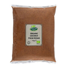 Organic Coconut Palm Sugar 1kg Certified Organic