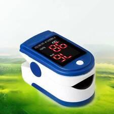 Finger Pulse Oximeter Blood Oxygen Sensor SpO2 Monitor Heart Rate Monitor