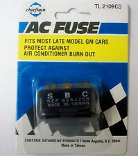 (2) Thermal Limiter AC Fuses for GM Vehicles Air Conditioners