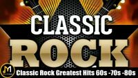 5000 Classic Rock AND early Rock N Roll music mp3 songs on 32gb usb Flash Drive