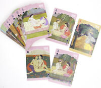 India Sex Culture Poker Playing Cards Art Collectible Game New Set
