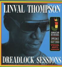 Linval Thompson ‎– Dreadlock Sessions LTD RED VINYL LP £12.99