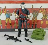 Original 2000 GI JOE ROCK VIPER V2 ARAH not complete UNBROKEN figure Cobra