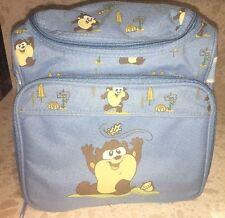 Looney Tunes Baby Taz Small Travel  Diaper Bag