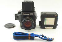**Near Mint** Mamiya M645 Super Film Camera w/ Sekor C 80mm F/2.8N Lens