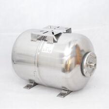 50 l Edelstahl Druckkessel Ausdehnungsgefä�Ÿ Membrankessel für Hauswasserwerk