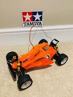 TAMIYA MANTA RAY 58087 1/10  4WD Vintage Rc Buggy